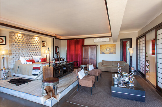 Safaris Down South - Inverdoorn - Ambassador Suite