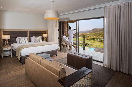 Safaris Down South - Premier Lodge Room