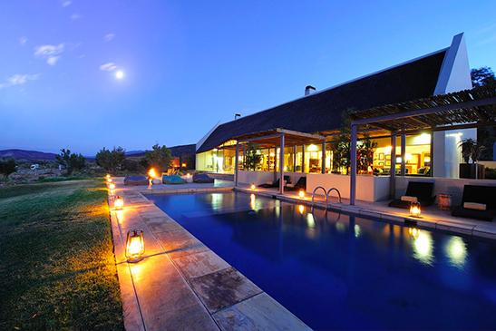 Safaris Down South - Sanbona - Gondwana Family Lodge