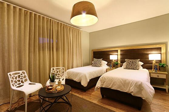 Safaris Down South - Standard Lodge Rooms