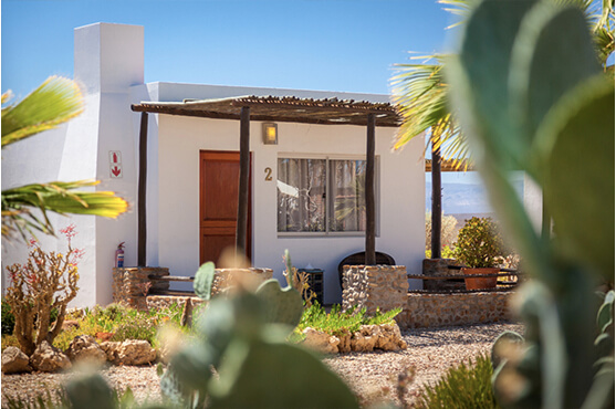Safaris Down South - Inverdoorn - Lodge Rooms