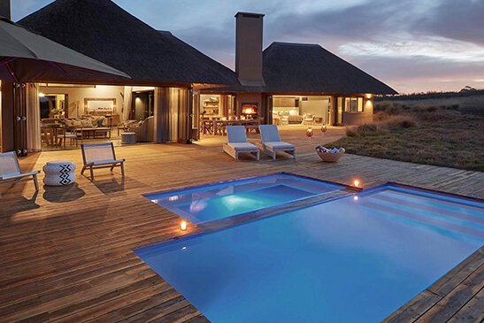 Safaris Down South - Gondwana - Ulubisi House