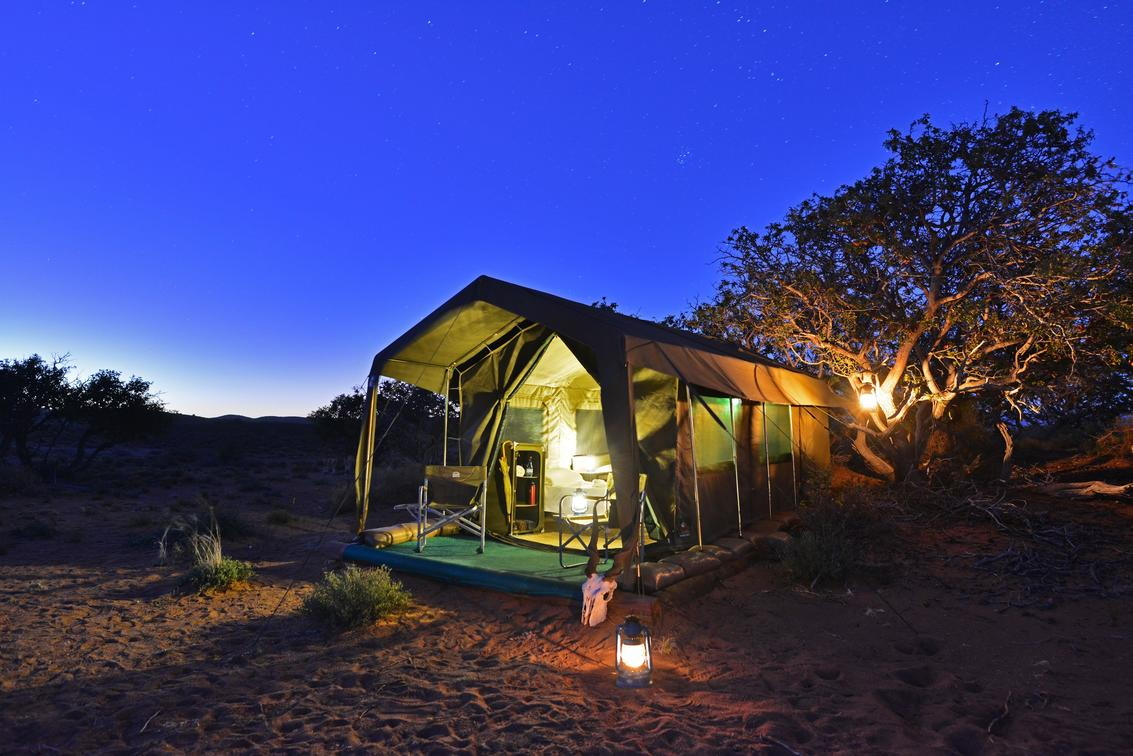 Safaris Down South - Sanbona - Explorer Camp