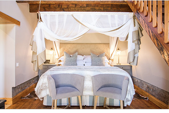 Safaris Down South - Village Lodge at Botlierskop Game Reserve - Standard Room