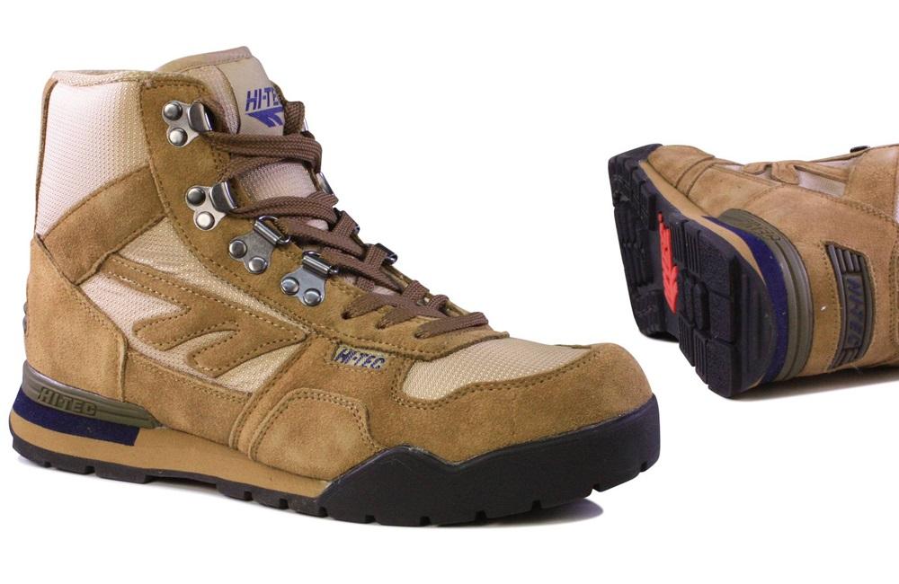 Hiking boots for safari