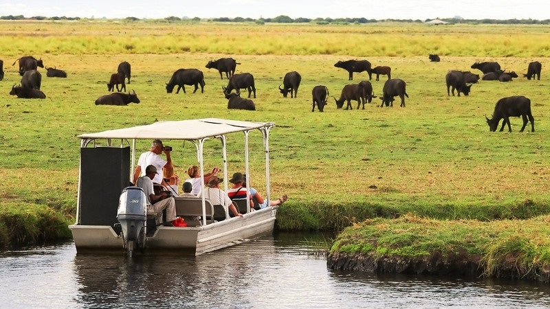 African game parks