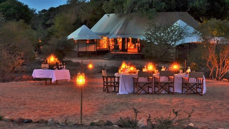 Mluwati Private Game Reserve Kruger Park