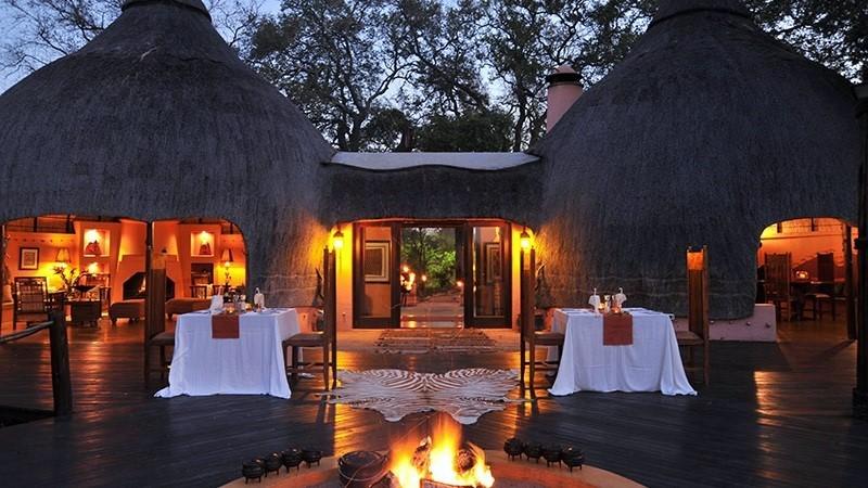 Mluwati Game Reserve Kruger Park