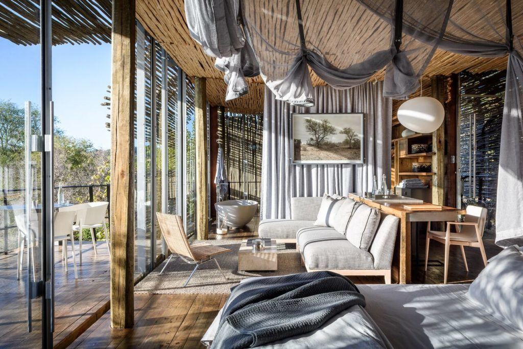 Singita lembobo luxury safari lodge