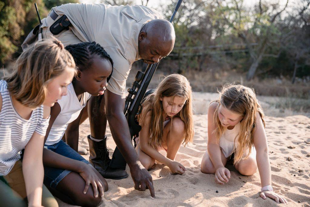 kid-friendly luxury safari lodge