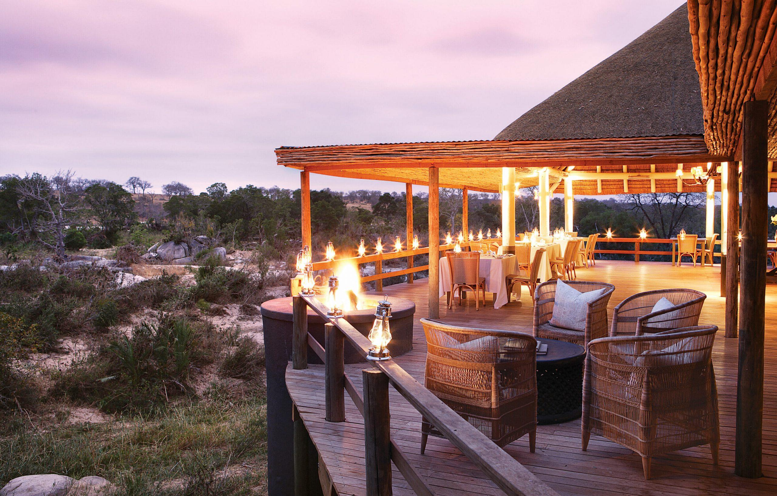 Londolozi luxury safari lodge